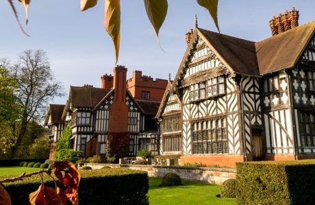 Wightwick Manor and Gardens NT