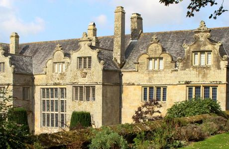 Trerice HouseGarden